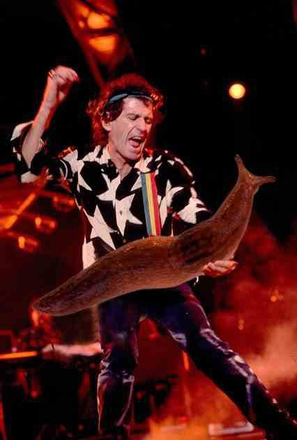 Keith Richards - Slug Me Up