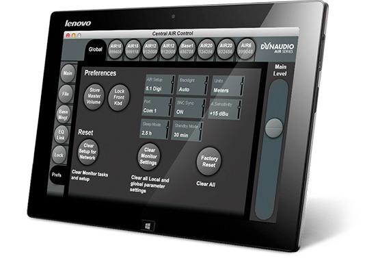 Dynaudio Monitor Control