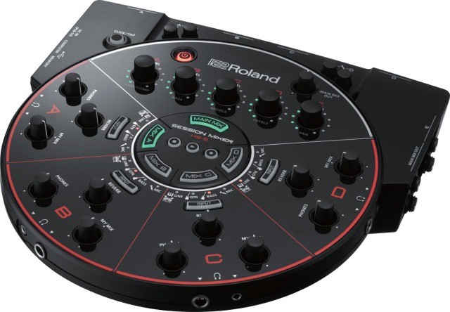 Roland HS-5 Lets You Rehearse And Go - Or Stay