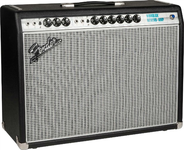 New Fender Vintage Modified Amp