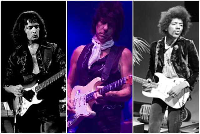 Poll: Who Is The Greatest Fender Stratocaster Guitarist Of All Time?