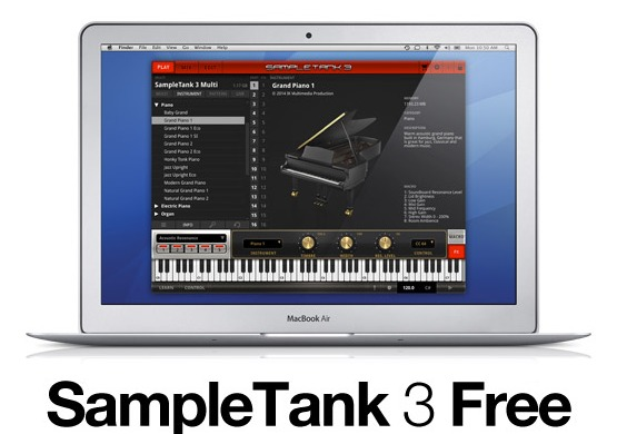 New SampleTank 3 Free Sounds