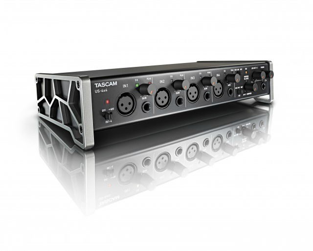 Two New Tascam USB Audio Interfaces