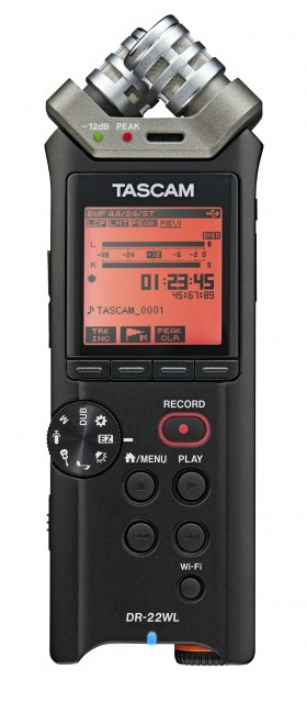 Portable Digital Recorders With WiFi