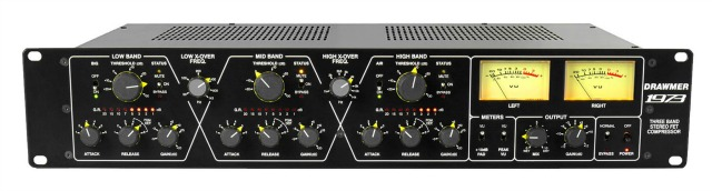 New Drawmer Compressor Now Available