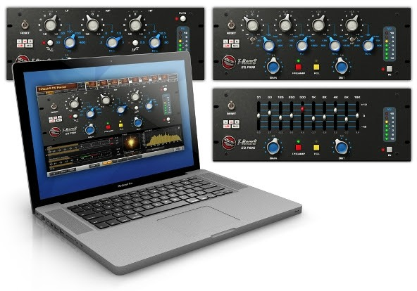 Classic American EQs For T-RackS
