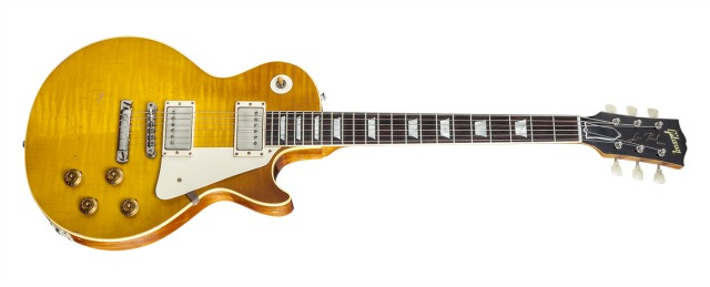 Aerosmith Les Paul Recreated