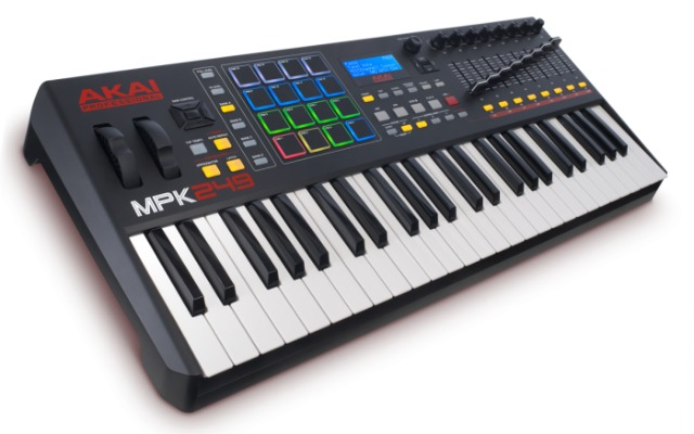 Latest Akai Keyboard/Pad Controllers Available
