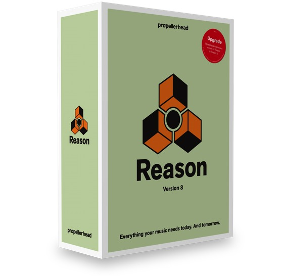 Reason 8 Upgrades Arrives In UK stock...