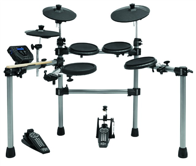 New Simmons Electronic Drum Kit