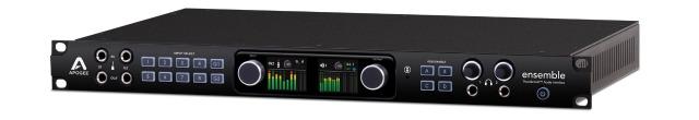 New Apogee Thunderbolt 2 Audio Interface