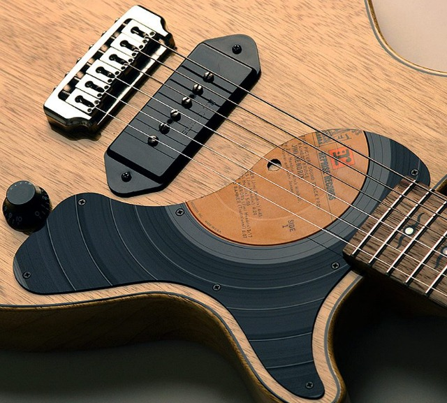 Is This The World's COOLEST Pickguard?
