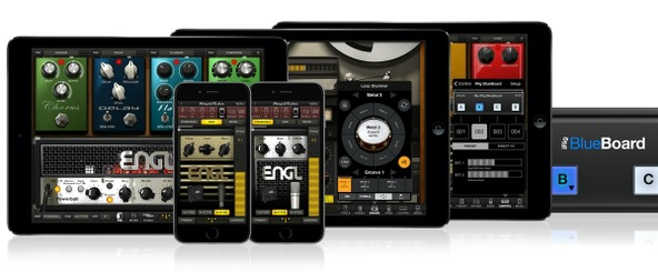 Amplitube For iOS Updated