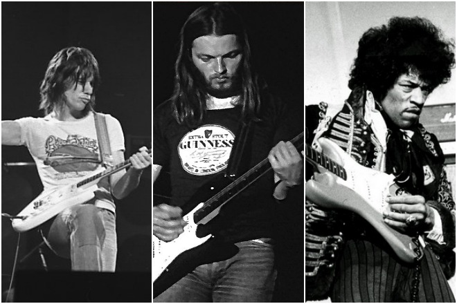 10 Greatest Fender Stratocaster Guitarists: The Results