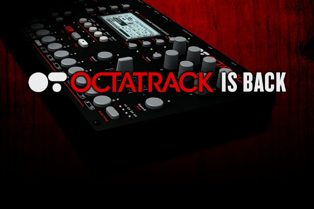 Octatrack Is Back