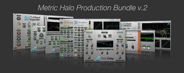 Metric Halo Updates Production Bundle