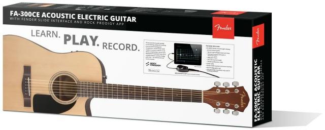 Fender Guitar Starter Pack