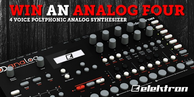 Win An Analog Four