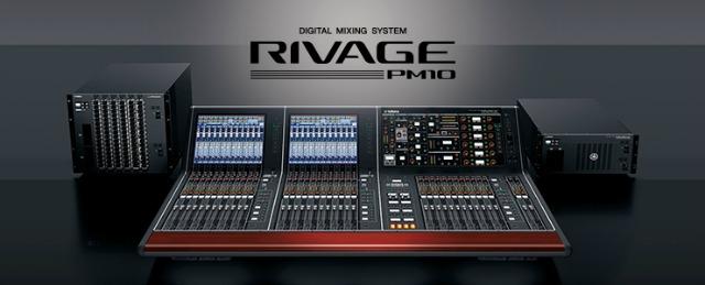 Yamaha Unveils Flagship Live Mixer