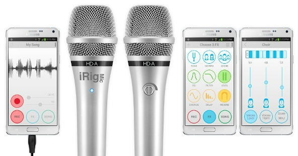 Vocal Processing And Recording For Android