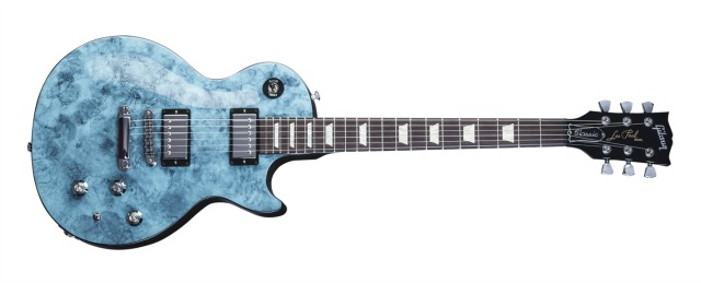 Would You Like That Les Paul In Turquoise, Sir?