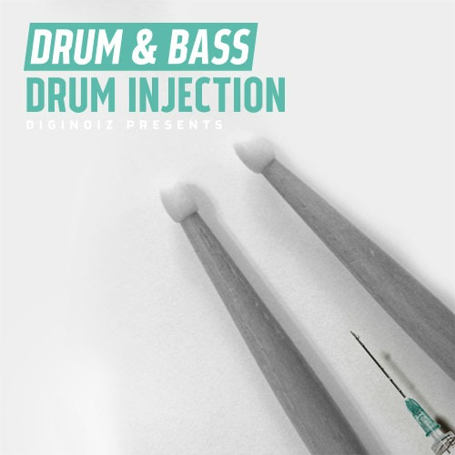 Drum'n'Bass One-Shots And Loops