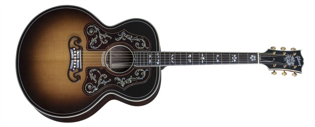 Gibson Announces Two Bob Dylan Guitars