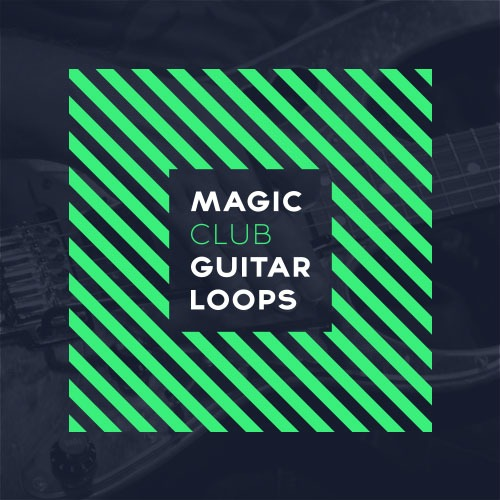 50 Electric Guitar Loops