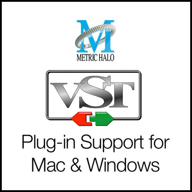 Metric Halo Announces VST And Windows Support