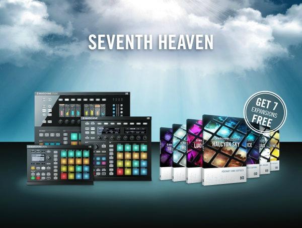 Native Instruments Announces Maschine Promotion