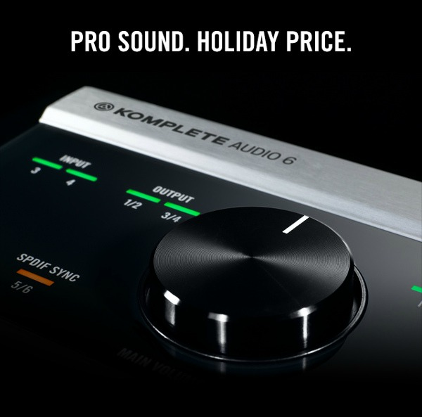 NI Audio Interface For Less
