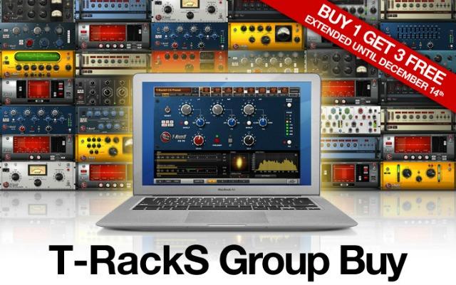T-RackS Group Buy Extended