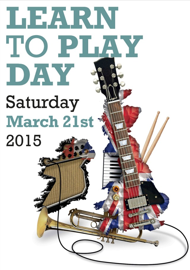 National Learn To Play Day 2015