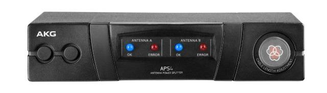 AKG Adds Wireless Mic Options