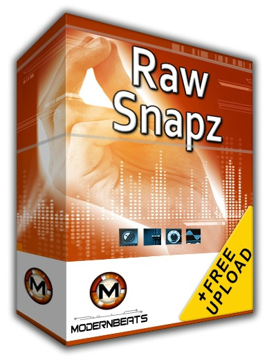 ModernBeats Raw Snapz Drum Samples