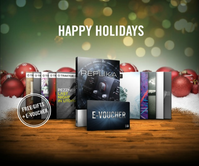 Free Gifts From Native Instruments