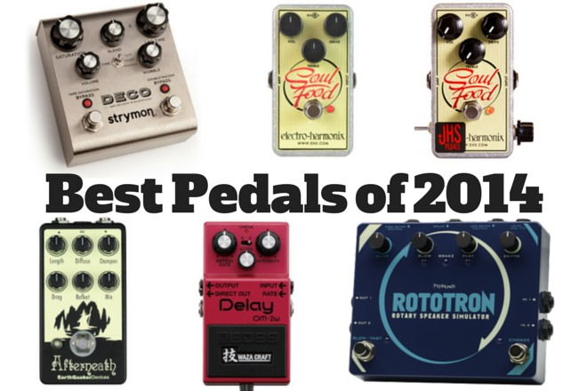 Best Effects Pedals 2014: SonicState Gear Of The Year Awards