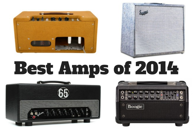 Best Guitar Amplifiers 2014: SonicState Gear Of The Year Awards