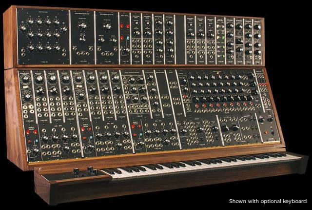 NAMM 2015: Moog Announces The Return Of The Modular