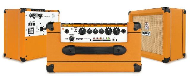 NAMM 2015: Orange Practice Amps