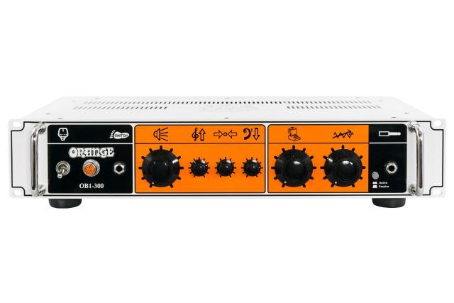 NAMM 2015: New Orange Bass Amps