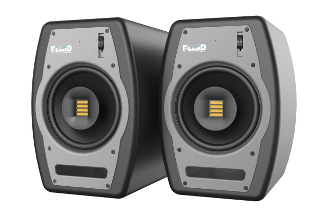 namm 2015 coaxial studio monitor with ribbon tweeter. Black Bedroom Furniture Sets. Home Design Ideas