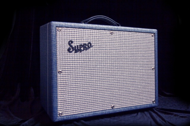 NAMM 2015: Three New Supro Amps
