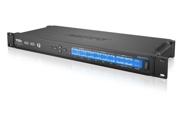 NAMM 2015: Flagship MOTU Digital Audio Interface