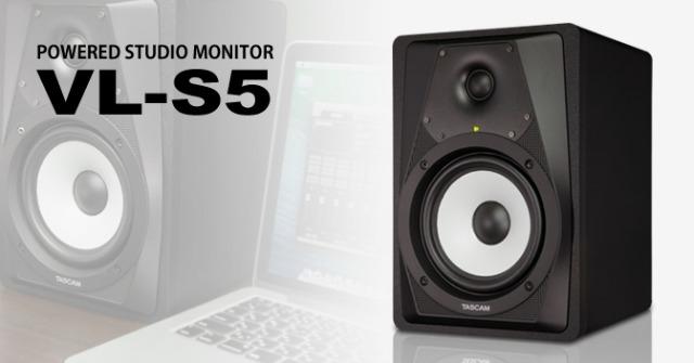 NAMM 2015: New Tascam 2-way Monitors