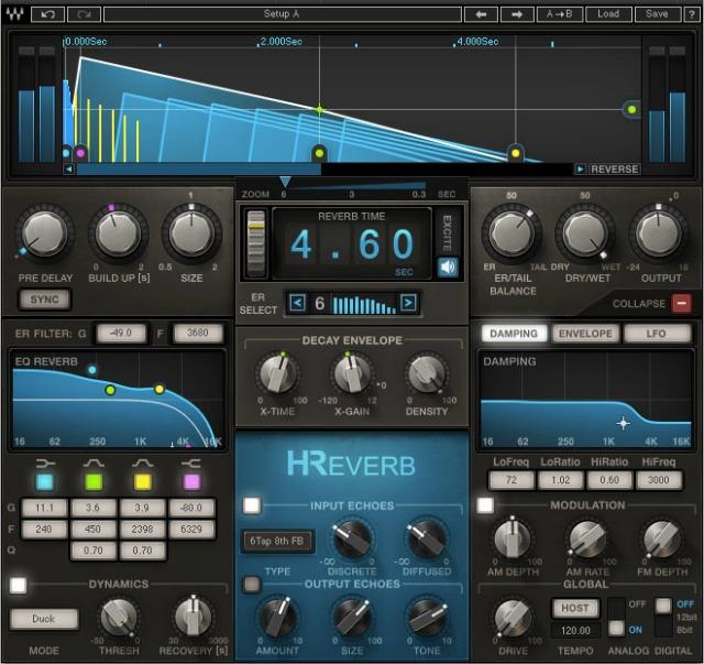 NAMM 2015: Waves Unveils H-Reverb