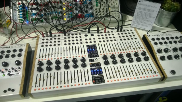 NAMM 2015: Sequence The Sequence