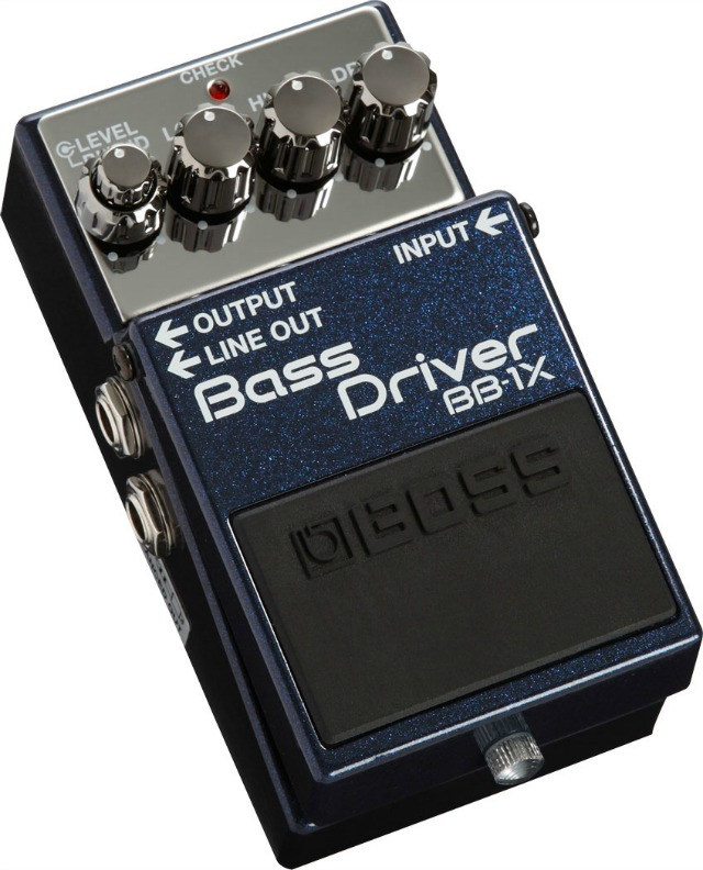 NAMM 2015: BOSS Introduces BB-1X Bass Driver