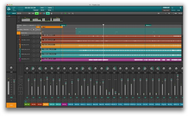 NAMM 2015: Waves Introduces Tracks Live