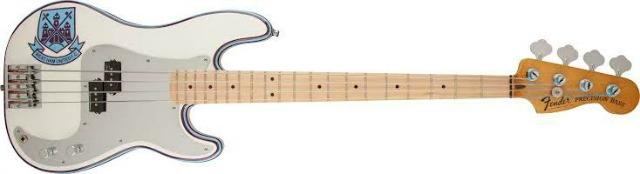 NAMM 2015: Fender Signature Basses